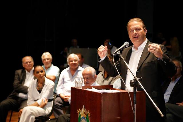 Former Ally of Lula, Governor of Pernambuco State, Eduardo Campos, will be an oppositor candidate to Presidency this year
